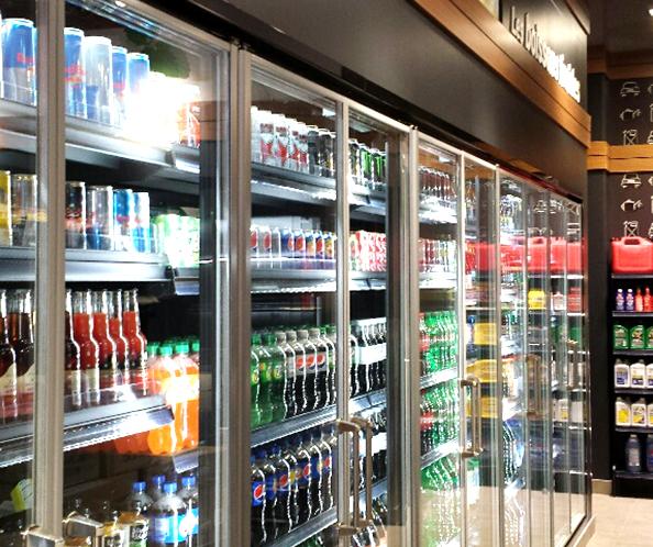 Réfrigération Actair | Expert en systèmes de réfrigération