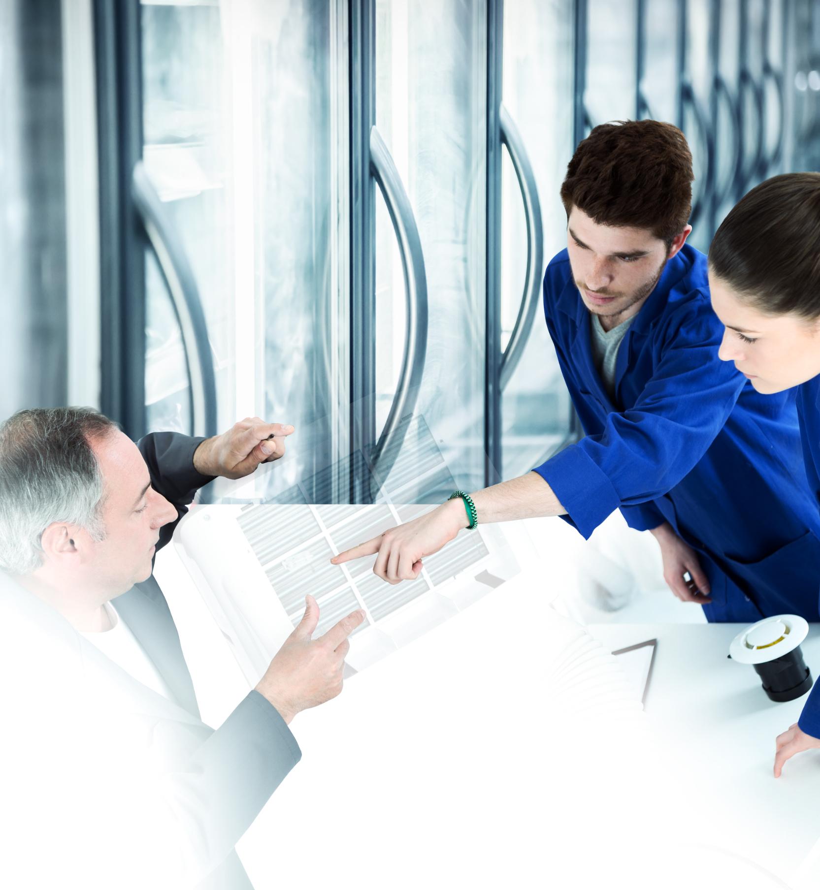 Expert frigoriste | Installation | Entretien | Réfrigération