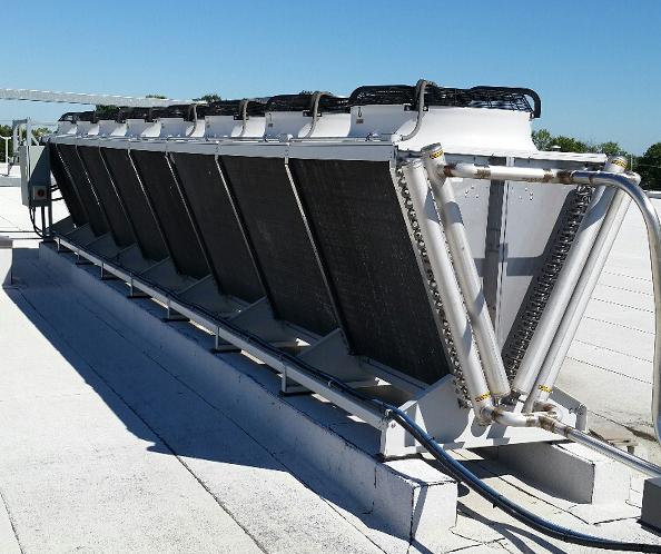 Système de réfrigération et de climatisation | Installation