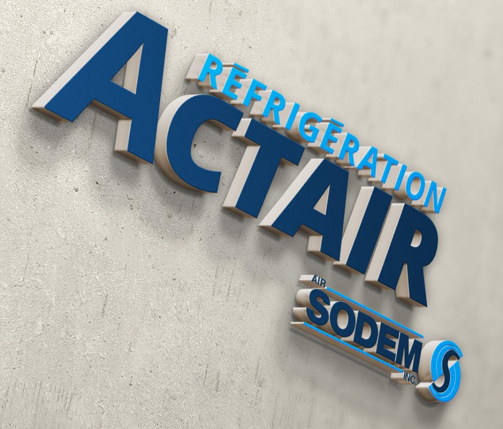Réfrigération Actair | Air Sodem | Système de climatisation